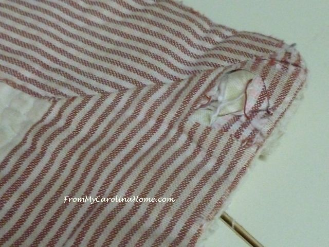 Antique Quilt Repair ~ From My Carolina Home