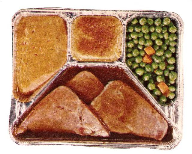 New American Food Pyramid