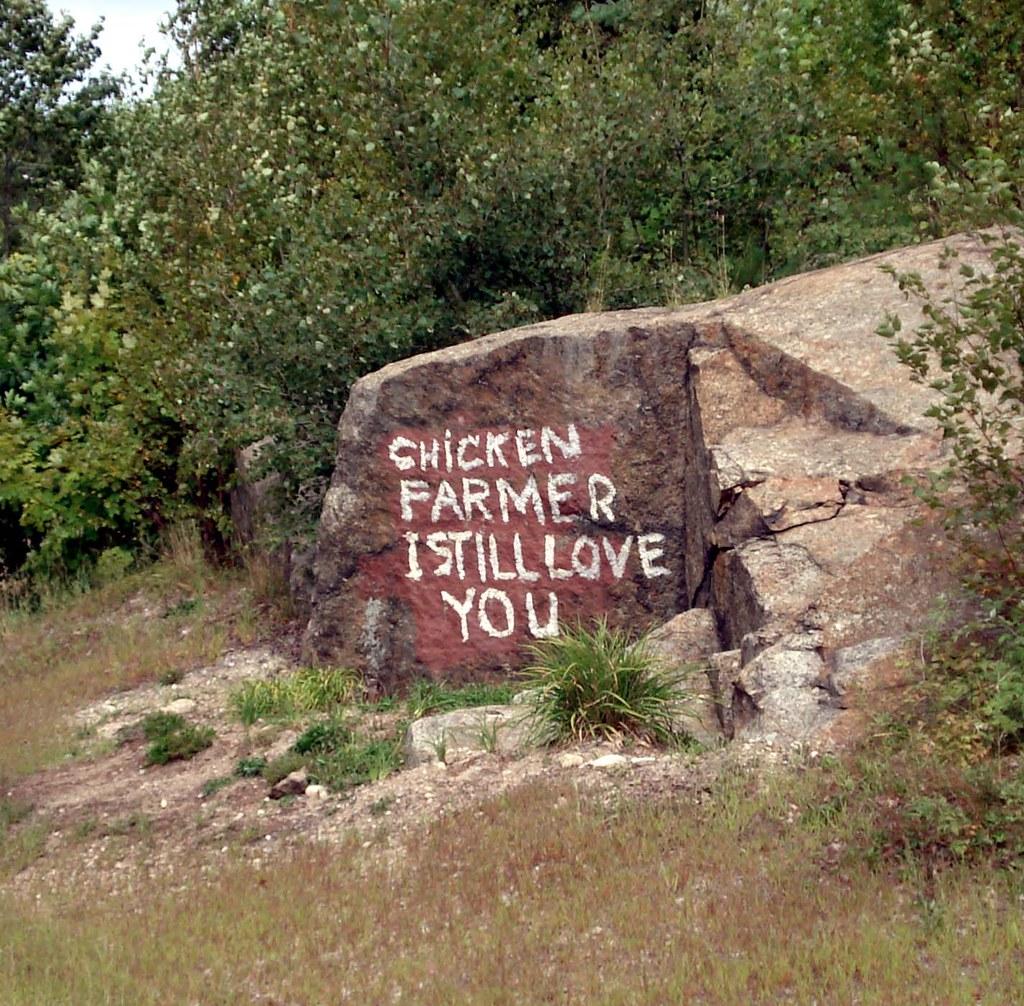 Chicken Farmer where are you?