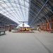 The new Eurostar Terminal at St Pancras
