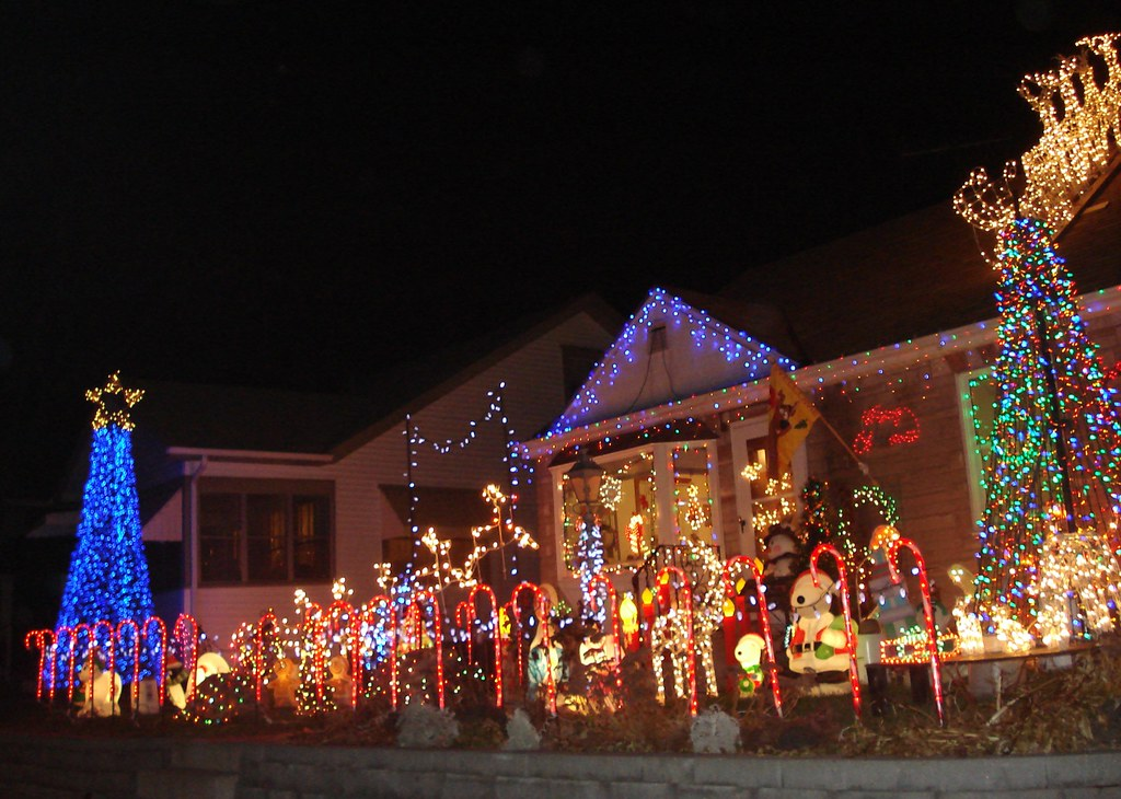 Extreme Christmas Lights