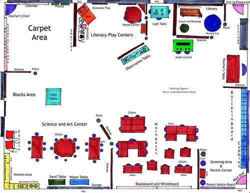 Different Classroom Layouts ~ Ideal kindergarten classroom eced  click quot all