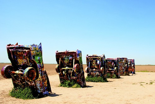 Cadillac Ranch, TX | by DClemm