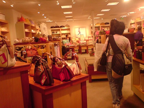 inside Dooney and Bourke | by christyxcore