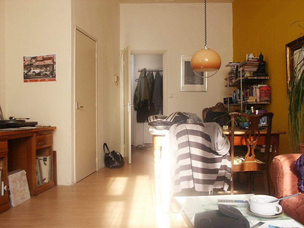 Autumn Sunny Room Living Space Niels Roza Flickr