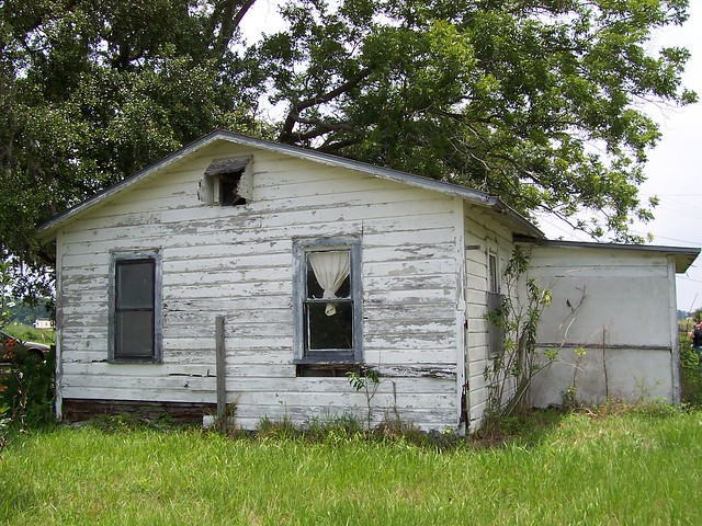 1950 Built Abandoned House In Gillette Florida Flickr