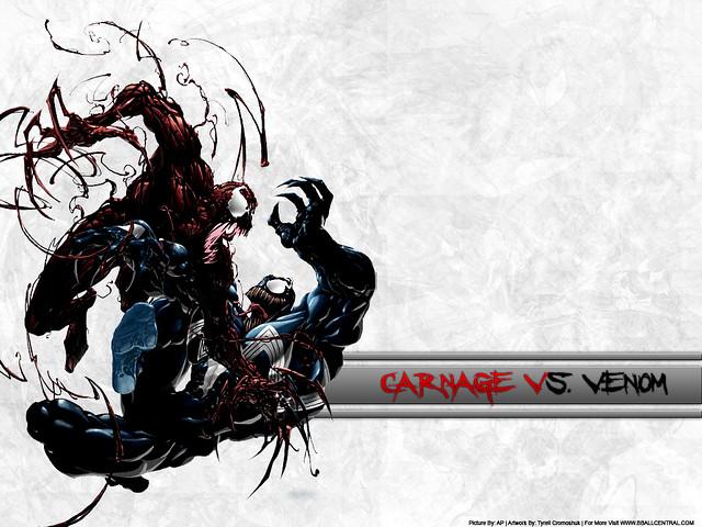 Venom Vs Carnage Computer Wallpapers Desktop Backgrounds