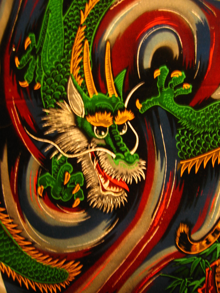 dragon dragons are symbols of yang the creative active