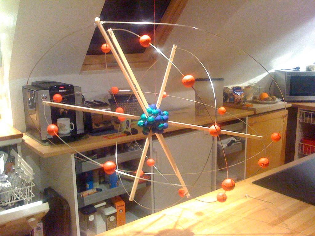 how to make rafflesia model
