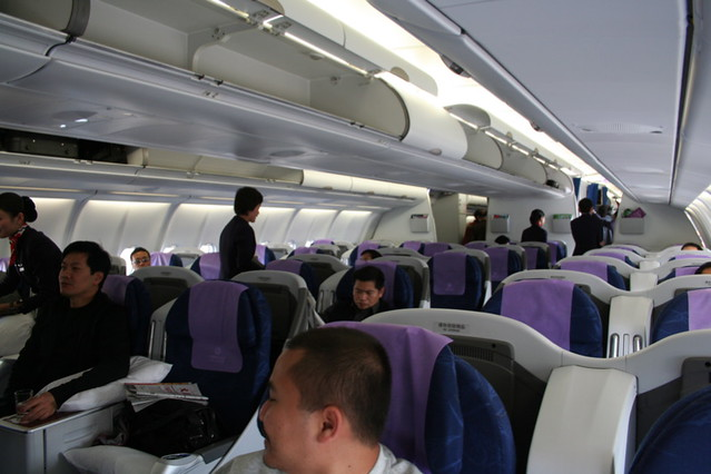 China eastern airlines a330 200 biz class spanking new air flickr - China eastern airlines vietnam office ...