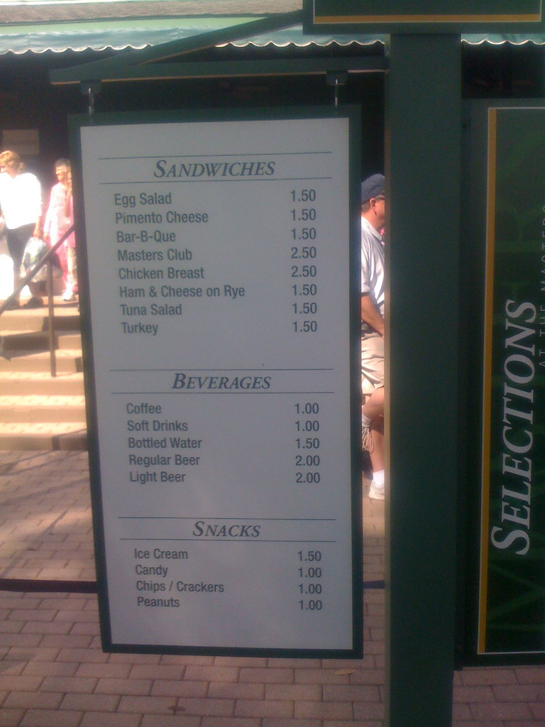 Images Of Ice Cream Bars Augusta National Food ...