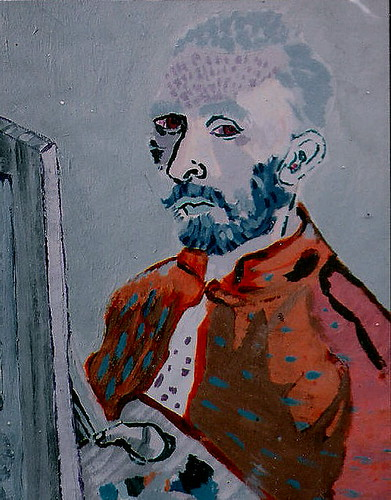 Van Gogh Picasso | by The Big Jiggety