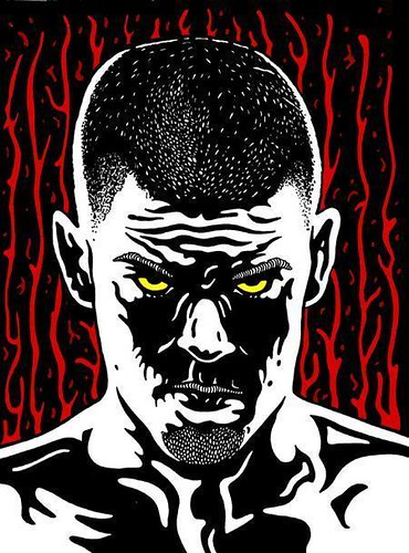 Nate Diaz MMA Art : An artistic view of UFC rising star ...