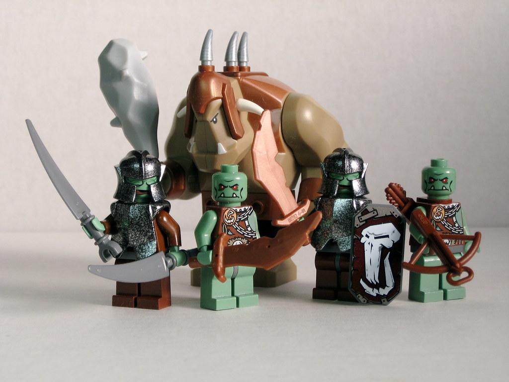 Lego Ork War Bosses Coloring Pages Google Images