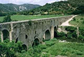 Ansignan Aqueduct | by Stephen P. Johnson