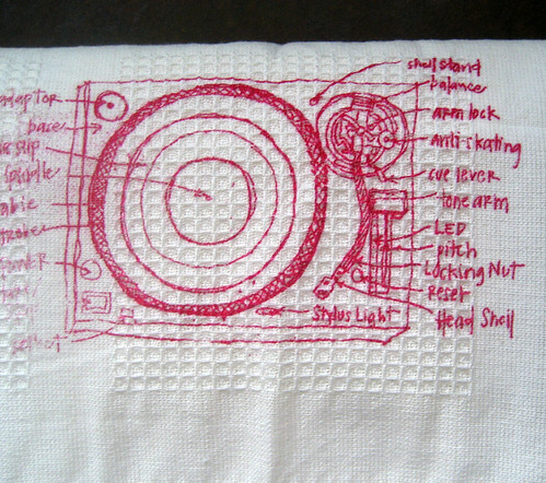 turntabledishtowels | by sara girlscantell