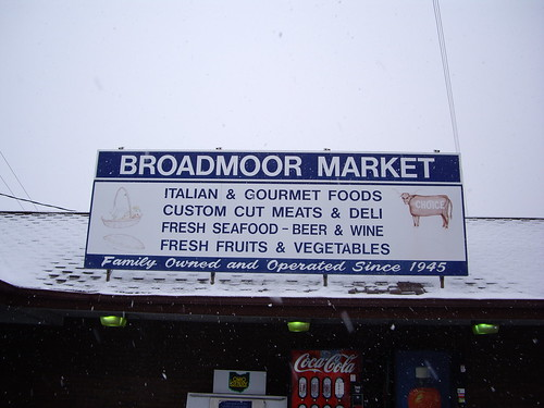 broadmoorsign | by swampkitty