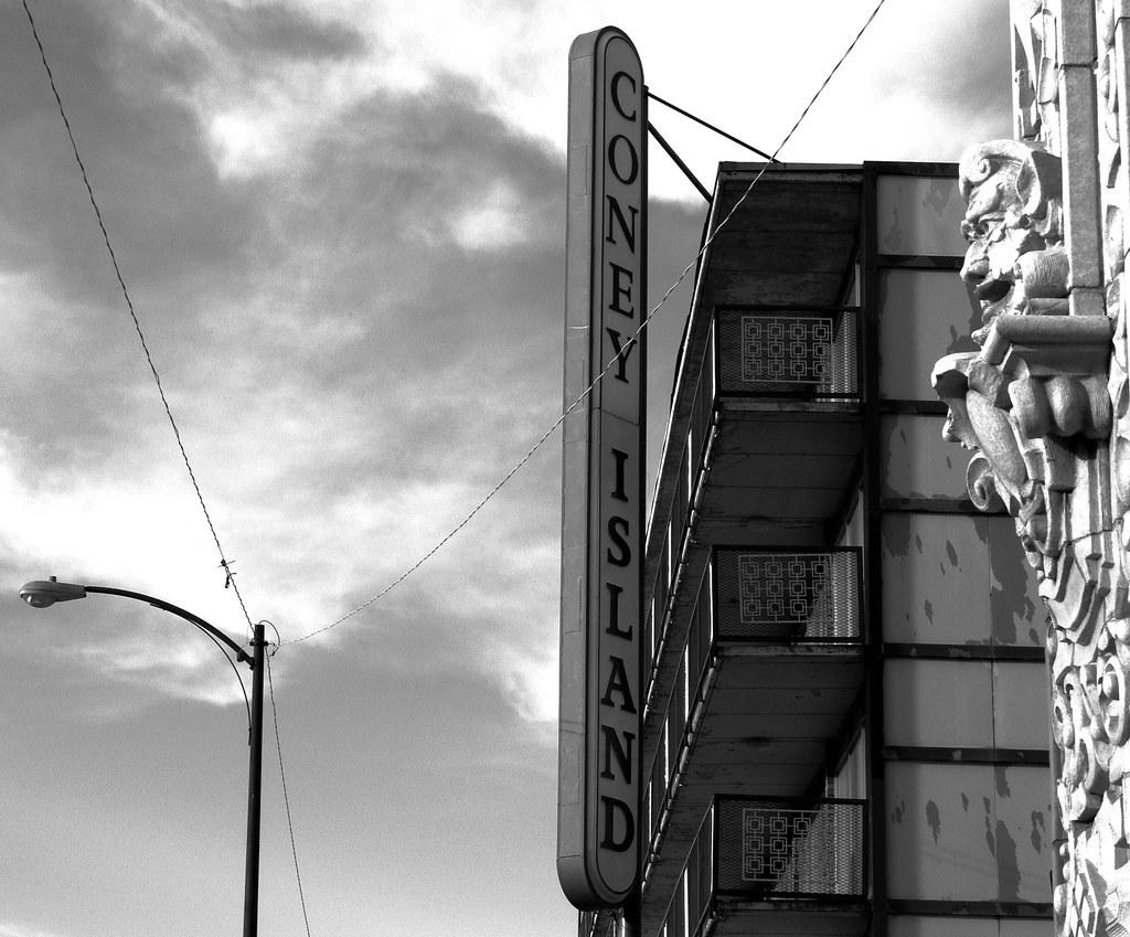 Coney Island Hot Dogs Tulsa Oklahoma