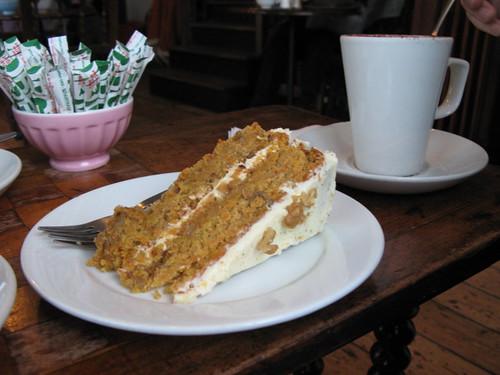 Carrot Cake Brighton