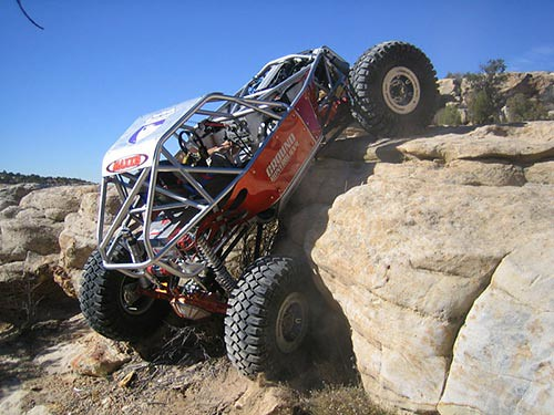 Rock Climbing Vehicle - Built For Rock Racing And Off-Road ...