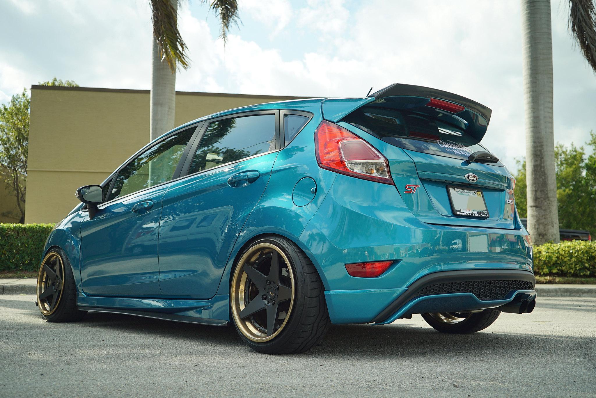 Cinemotive Media 2015 Fiesta St Sema Car For Sale