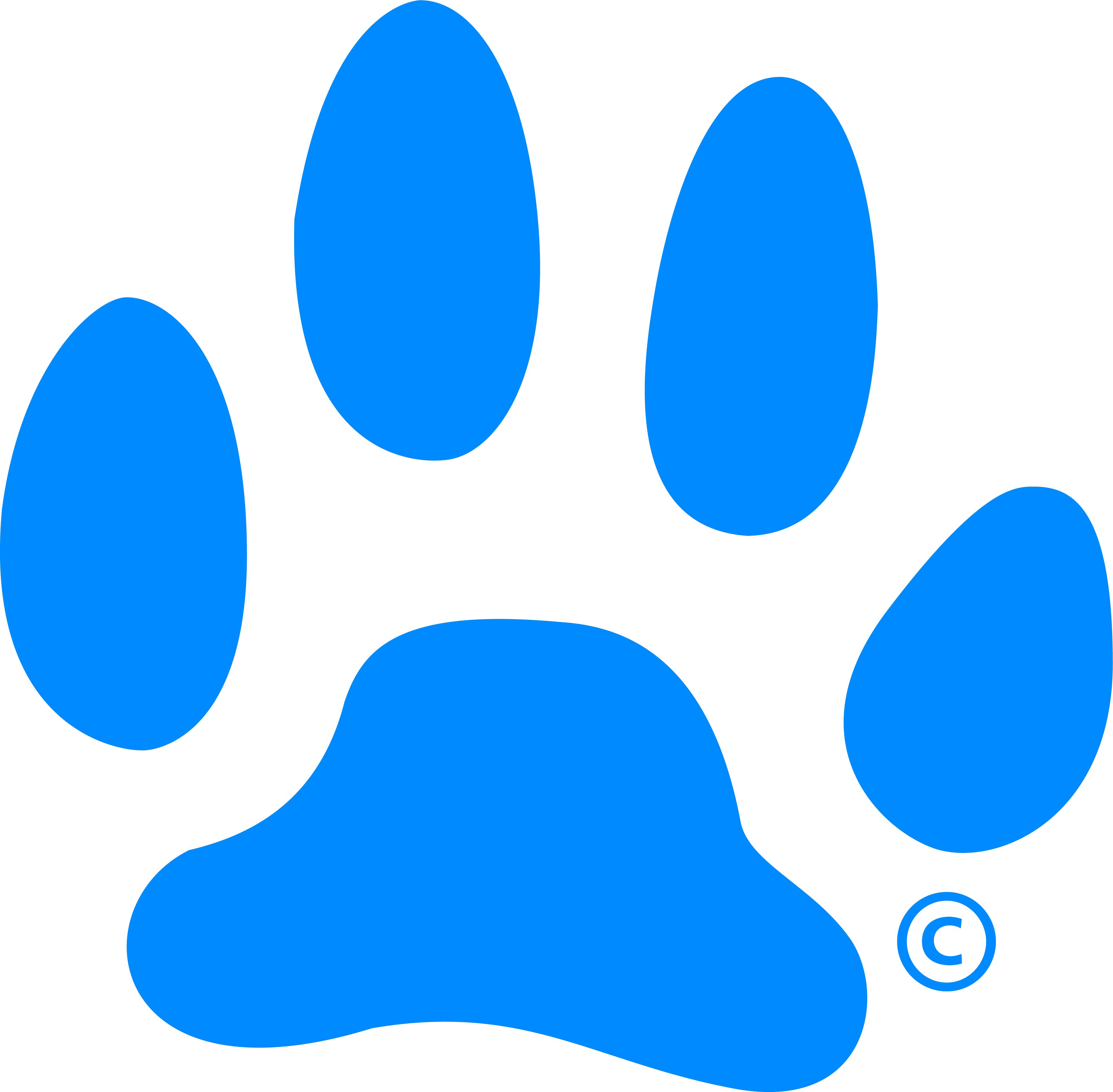 our logos barton community college rh bartonccc edu paw print logo for hermitage pa paw print logos and names