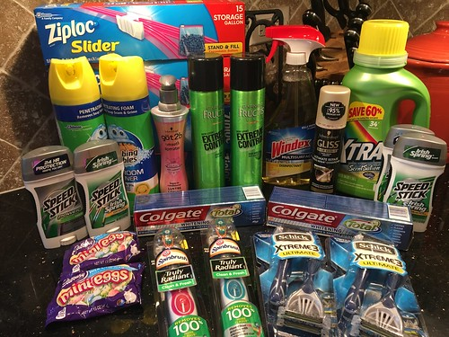 Drugstore Shopping February 26