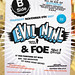 B Side Poster
