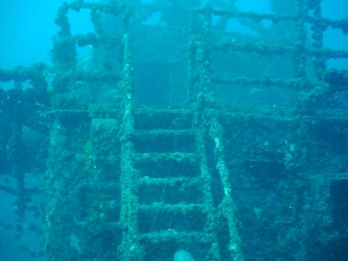 Spiegel Grove Wreck Photos Spiegel Grove Wreck