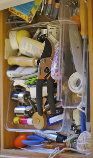 Junk Drawer by Bill Bumgarner