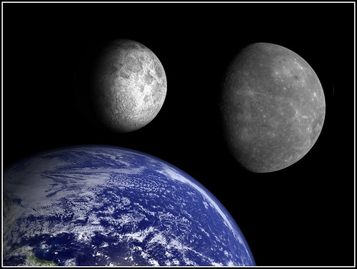what are the moons of mercury - photo #15