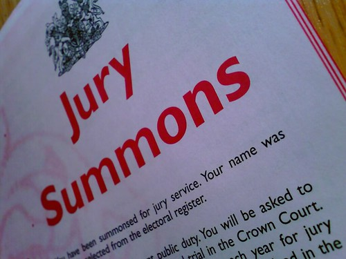 Jury Duty | by zzpza