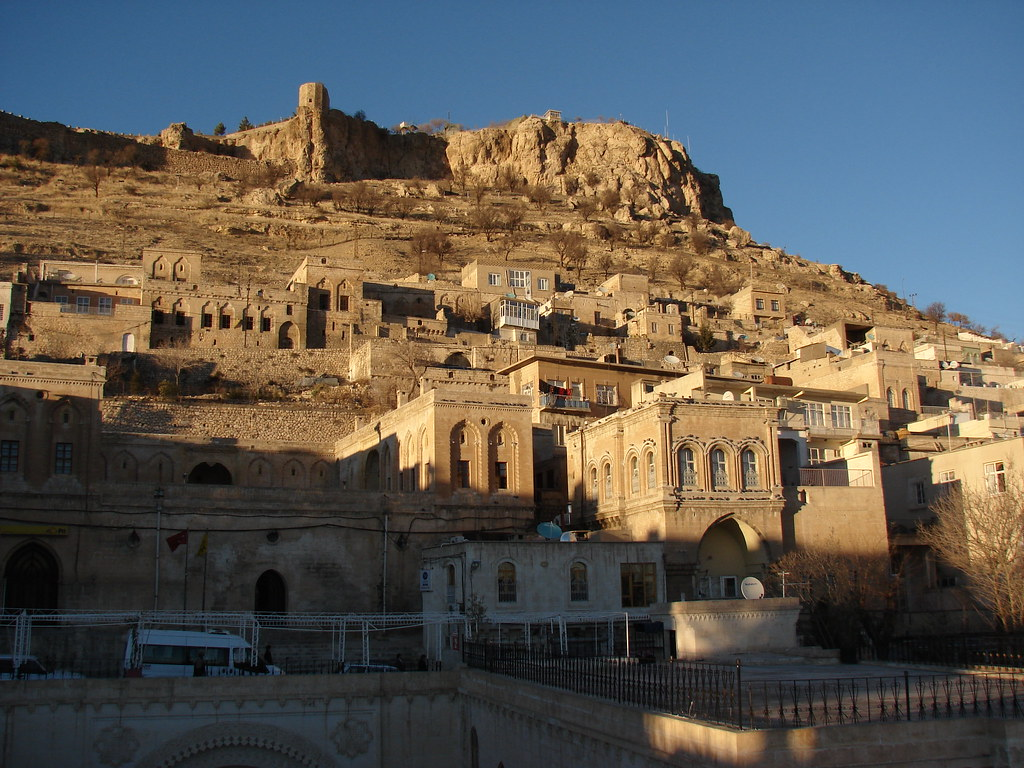 Mardin Turkey  city photos gallery : Old town, Mardin, Turkey | Mardin is a city in southeastern ...