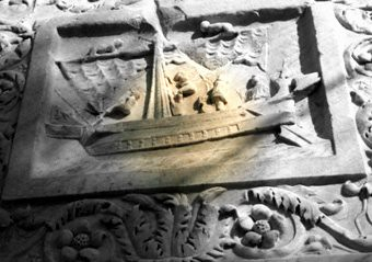 Ship from Munatius Faustus' tomb | by wyche17