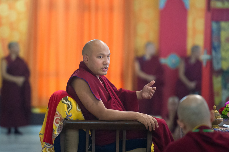 20170215PM_Audience with Kagyu Monlam Members