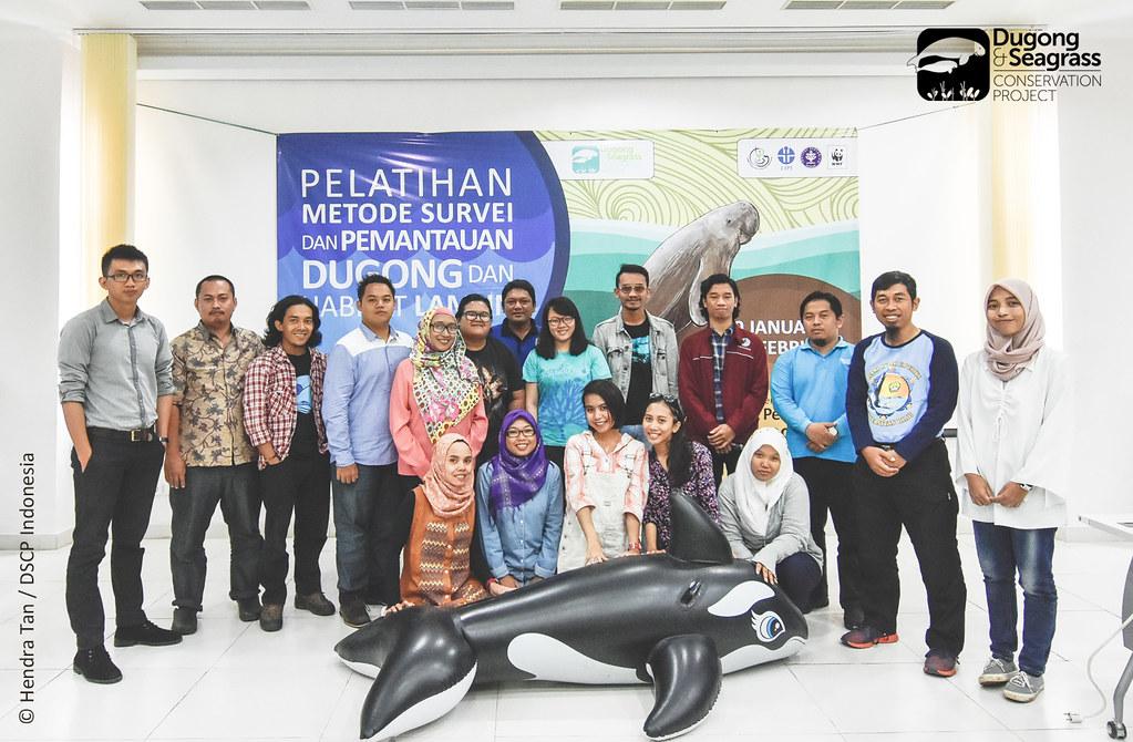 Indonesia Training Session