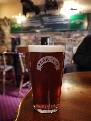 Peak Ales Bakewell Best Bitter