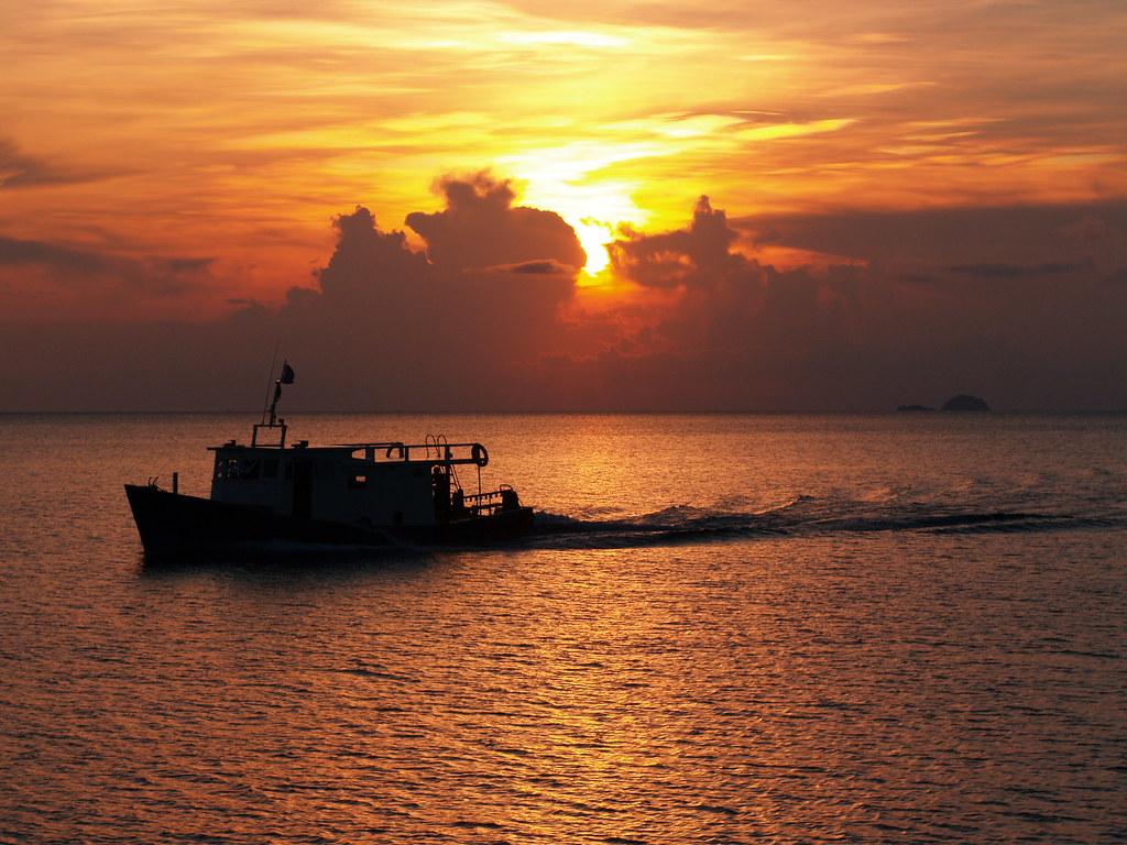 Vagamundos 2005. Malasia. Tioman