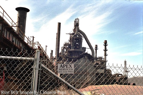 Blast Furnaces IV | by Clempage