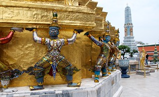 Bangkok- Grand Palace 21 | by mariskar