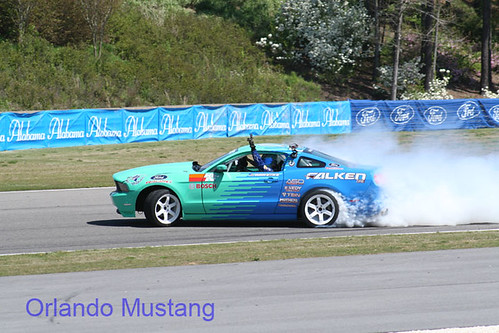 2009 45th Mustang Anniversary Show