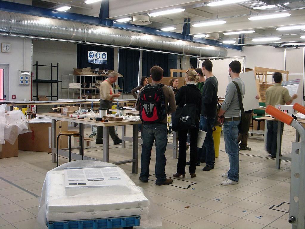Exhibition design studio politecnico di milano for Politecnico milano design della moda