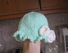 09-26-2007 Baby hat2 | by Snowymoon