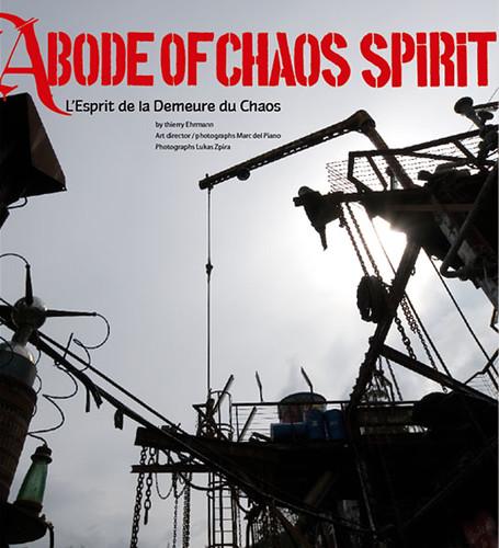 Abode of chaos spirit l 39 esprit de la demeure du chaos for Utilisation du white spirit
