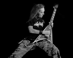 Hellfest 2007 - Alexis Laiho, Children Of Bodom | by Clayboy85