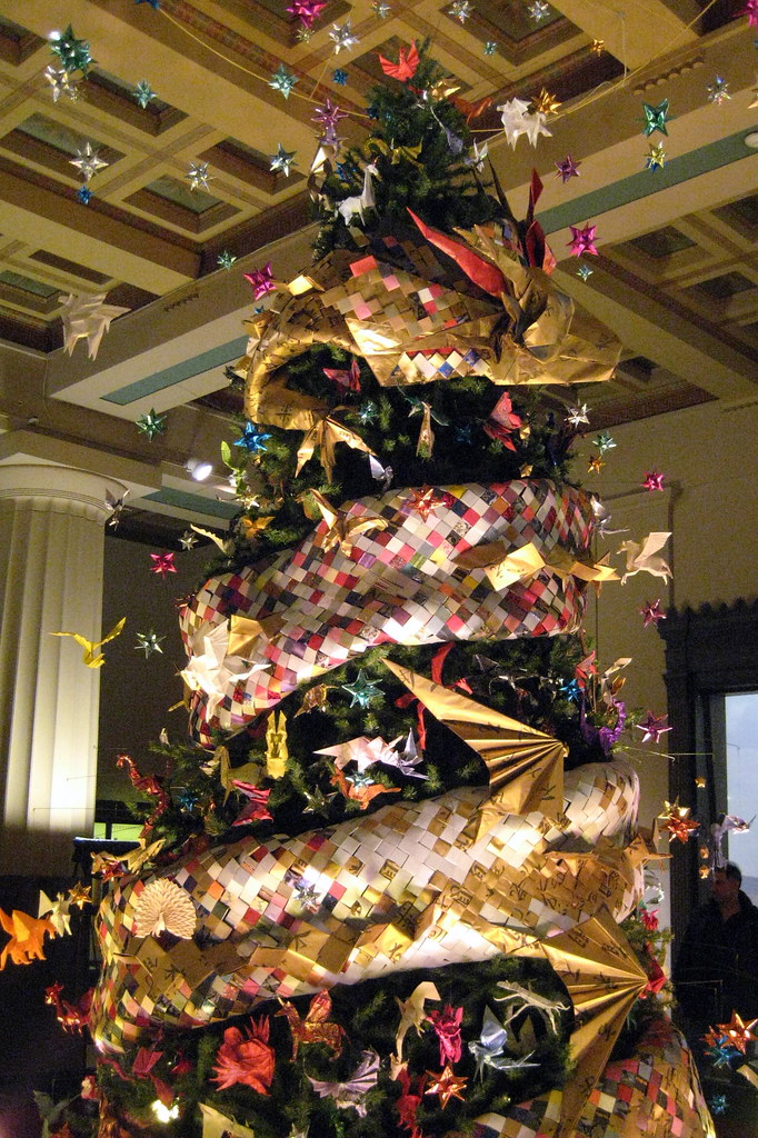 Museum Of Natural History Christmas