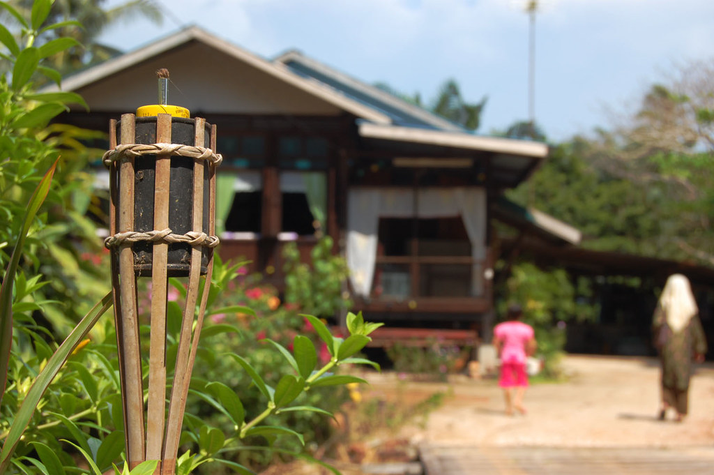 Malay raya di rumah bf 8