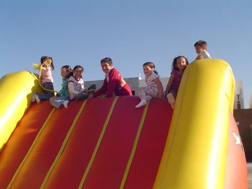 Renta de inflables para eventos y fiestas infantiles en buen estado y precio