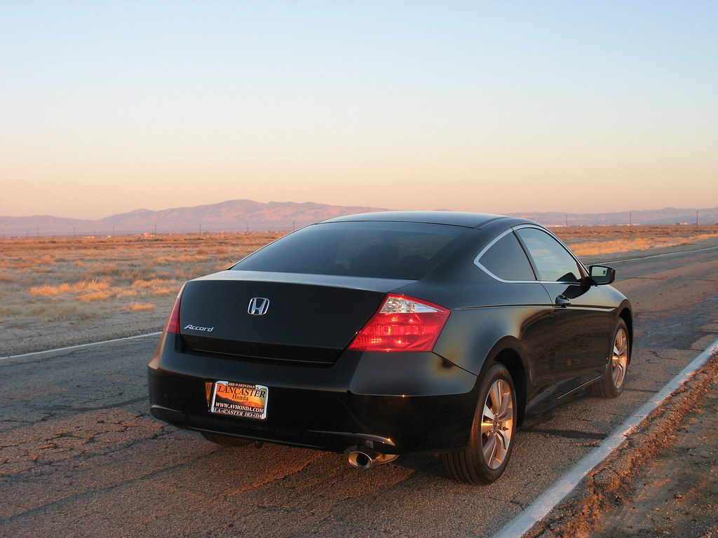 2008 Honda Accord Coupe  Rennett Stowe  Flickr