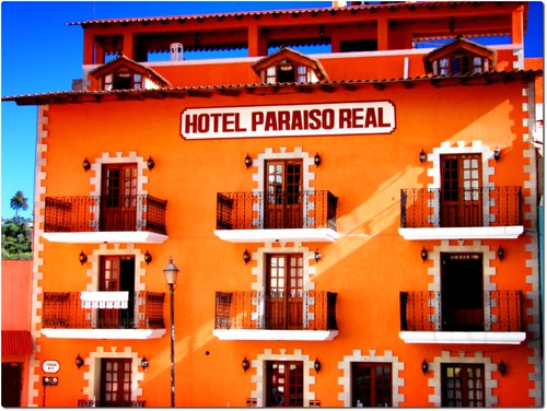 Hotel paraiso real nice little hotel at real del monte for Little hotels